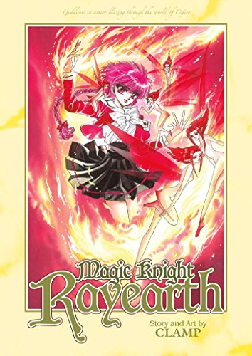 9781595825889: Magic Knight Rayearth Volume 1 (Magic Knight Rayearth Omnibus)