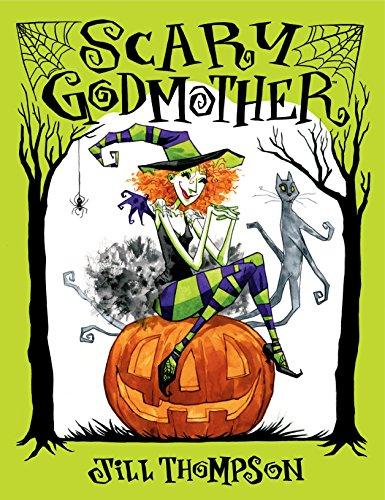9781595825896: Scary Godmother HC