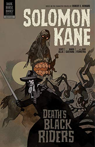 Solomon Kane Vol. 2 : Death's Black Riders