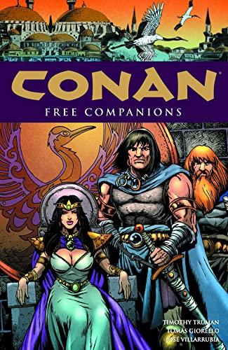 Conan Volume 9: Free Companions TP (Conan (Dark Horse)): Truman, Tim