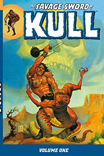 The Savage Sword of Kull Vol. 1