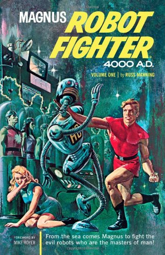 9781595825995: Magnus, Robot Fighter Volume 1