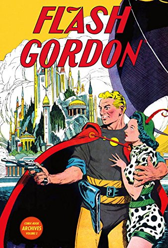 9781595826190: Flash Gordon Comic Book Archives Volume 2