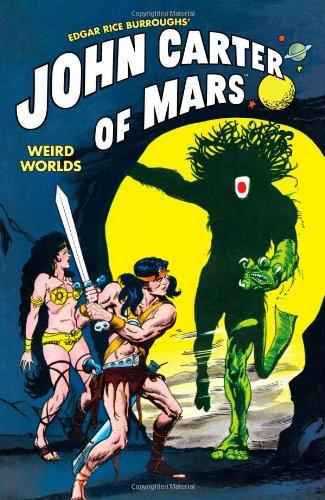 9781595826213: John Carter of Mars: Weird Worlds