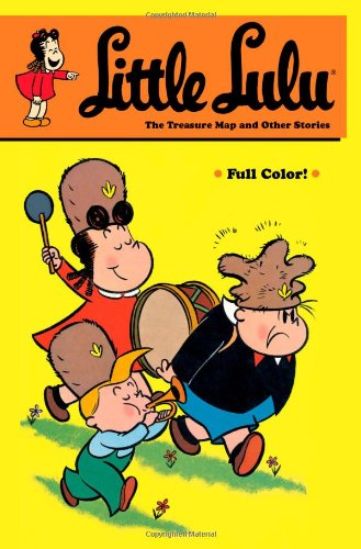 Little Lulu Volume 27: The Treasure Map and Other Stories: Stanley, John