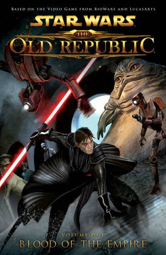 9781595826466: Star Wars: The Old Republic Volume 1 - Blood of the Empire (Star Wars: The Old Republic (Quality Paper))