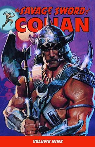 9781595826480: The Savage Sword of Conan Volume 9