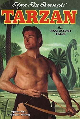 9781595826497: Tarzan Archives: The Jesse Marsh Years Volume 9 (Tarzan: The Jesse Marsh Years)