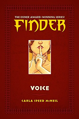 Finder: Voice (1595826513) by McNeil, Carla Speed