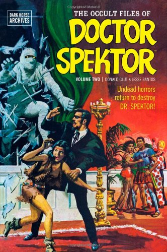 9781595826671: Occult Files of Doctor Spektor Archives Volume 2 (The Occult Files of Doctor Spektor Archives)