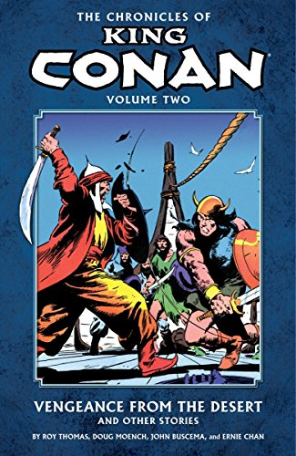 9781595826701: The Chronicles of King Conan Volume 2: Vengeance from the Desert and Other Stories (The Goon Volume 1 Nothin But M)