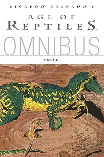 9781595826831: Age of Reptiles Omnibus