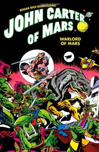John Carter of Mars: Warlord of Mars: Byrne, John