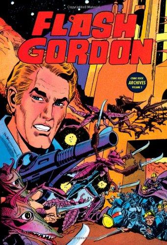 9781595827012: Flash Gordon Comic Book Archives Volume 3