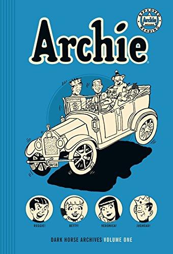 Archie Archives Volume 1 (Dark Horse Archives): Various