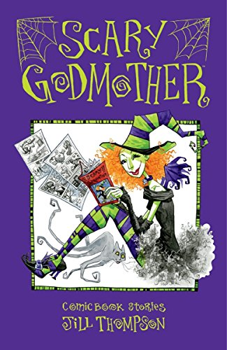 9781595827234: Scary Godmother Comic Book Stories