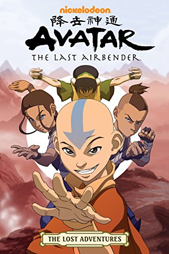 9781595827487: Avatar: The Last Airbender - The Lost Adventures