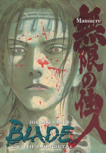 9781595827517: Blade of the Immortal Volume 24: Massacre (Blade of the Immortal 24)