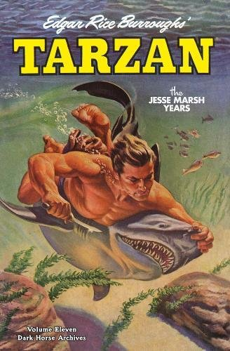 9781595827548: Tarzan: The Jesse Marsh Years Volume 11