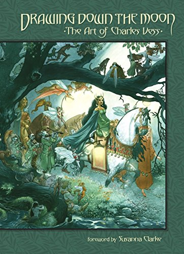 9781595827654: Drawing Down the Moon: The Art of Charles Vess