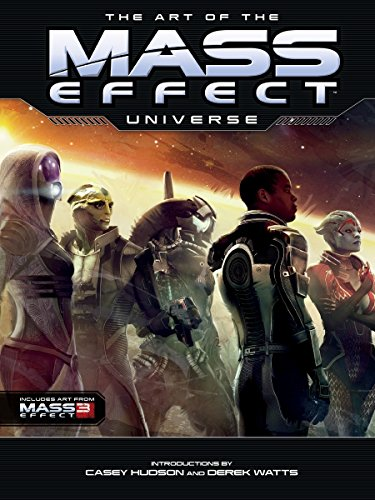 9781595827685: The Art of The Mass Effect Universe