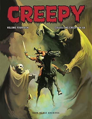 Creepy Archives: Volume 14 (Hardback): Archie Goodwin, Doug Moench, Jan Strnad