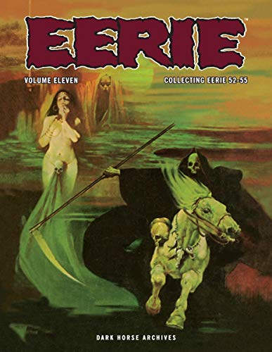 Eerie Archives Volume 11 (Hardback): Rich Margopoulos