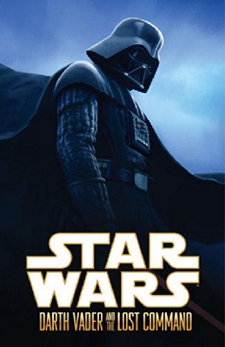Star Wars Darth Vader & the Lost Command