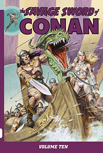 9781595827999: The Savage Sword of Conan, Volume 10