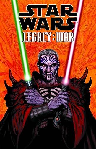 9781595828026: Star Wars: Legacy Volume 11 - War