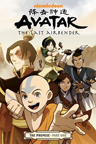 9781595828118: Avatar: The Last Airbender: The Promise, Part 1