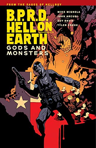 9781595828224: B.P.R.D. Hell on Earth Volume 2: Gods and Monsters