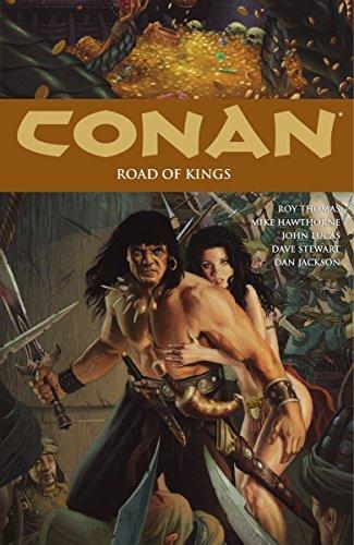 9781595828248: Conan Volume 11: Road of Kings (Conan (Dark Horse))