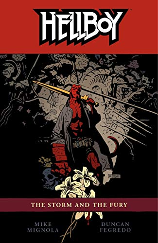9781595828279: Hellboy, Vol. 12: The Storm and The Fury