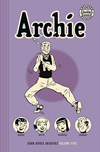 Archie Archives Volume 5: Shorten, Harry; Sahle, Harry [Illustrator]