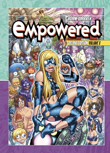 9781595828644: Empowered Deluxe Edition Volume 1