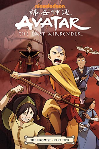 Avatar: The Last Airbender Volume 2 - The Promise Part 2 (Avatar: The Last Airbender Book Four)