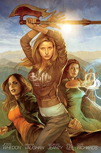 9781595828880: Buffy the Vampire Slayer Season 8 Library Edition Volume 1