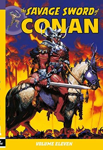 9781595829030: Savage Sword of Conan Volume 11