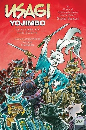 Usagi Yojimbo Volume 26: Traitors of the Earth: Stan Sakai
