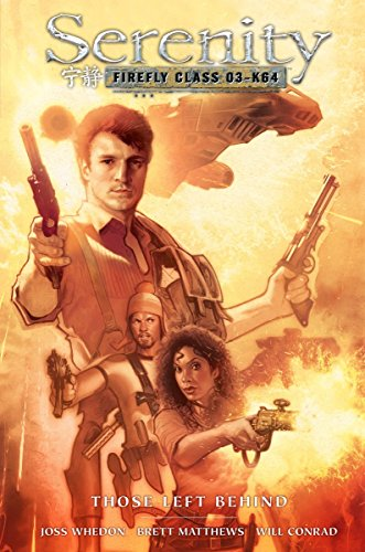 Those Left Behind 1 Serenity 2nd Edition