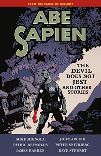 9781595829252: Abe Sapien Volume 2: The Devil Does Not Jest and Other Stories