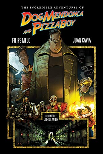 9781595829382: The Incredible Adventures of Dog Mendonca and Pizzaboy (Trigun Maximum)
