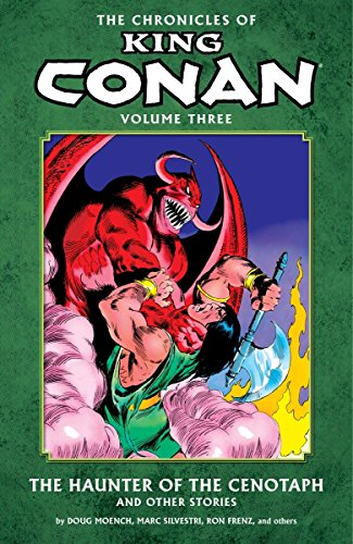 9781595829399: The Chronicles of King Conan Volume 3: The Haunter of the Cenotaph and Other Stories