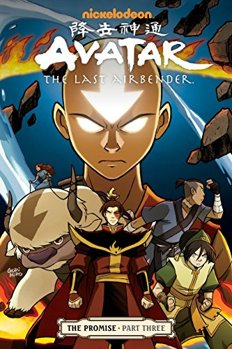 9781595829412: Avatar: The Last Airbender - The Promise Part 3