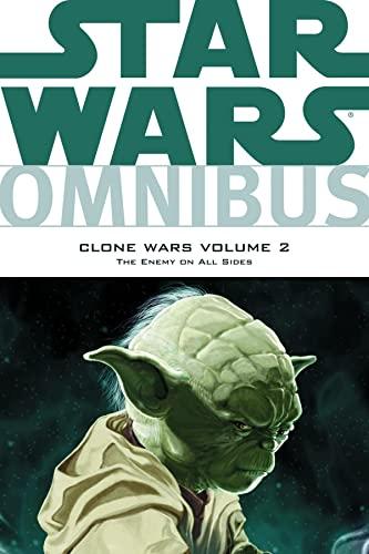 Star Wars Omnibus: Clone Wars Volume 2 - The Enemy on All Sides