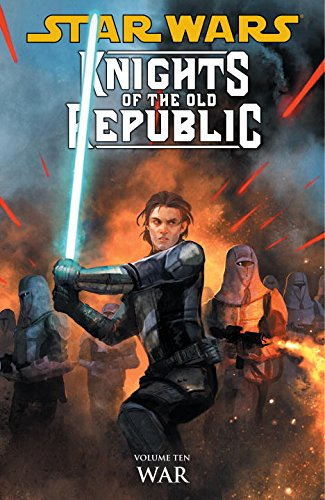 9781595829597: Star Wars: Knights of the Old Republic Volume 10 - War