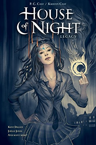 9781595829627: House of Night Legacy