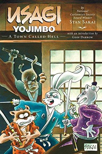 Usagi Yojimbo Volume 27 A Town Called Hell