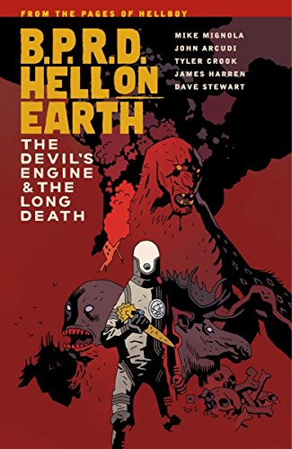 9781595829818: B.P.R.D. Hell on Earth Volume 4: The Devil's Engine & The Long Death
